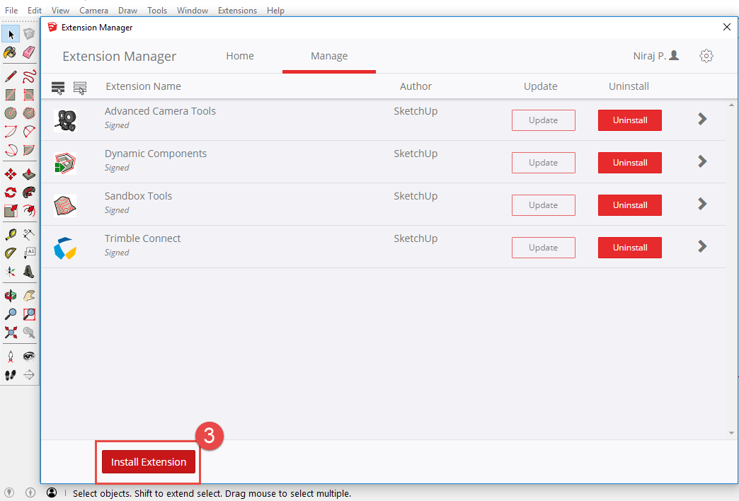 Section 2: Accessing Sefaira and Downloading the Plugins – Sefaira