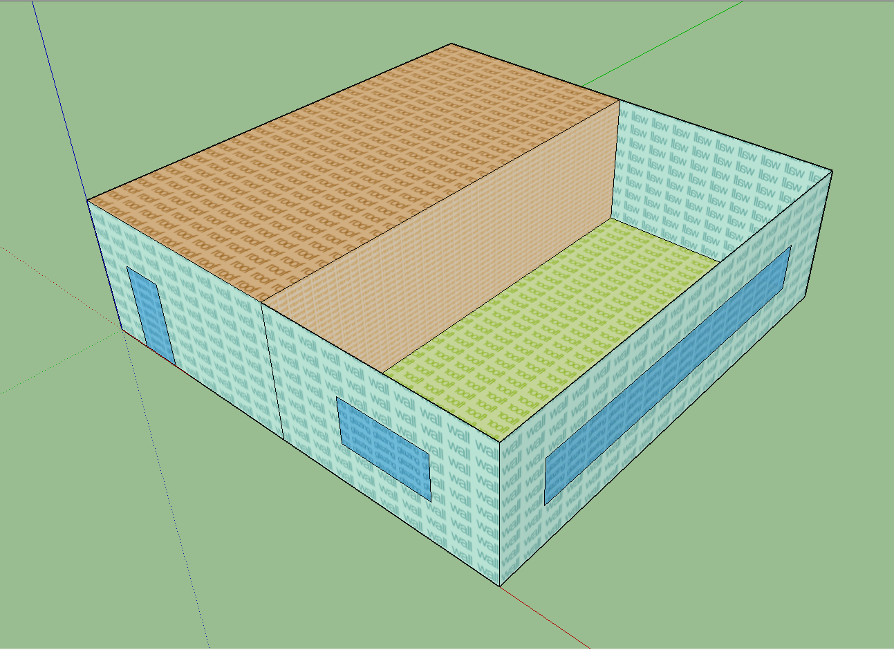 Internal Walls for Daylighting in SketchUp – Sefaira Support